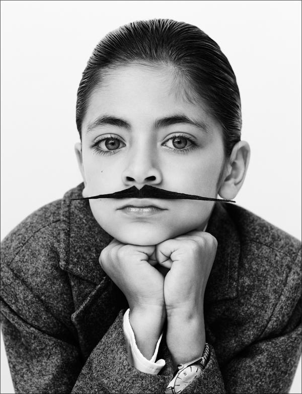 La Petite Magazine Young boys portrait